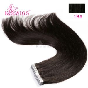 Customized Strongest Tape-on Virgin Remy Human Hair Extension pictures & photos