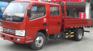 Dongfeng 4X2 Double Cab Light Cargo Truck Left and Right Hand Available Dfa1040d39d6 pictures & photos
