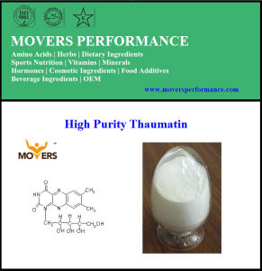 High Purity Sweetner Thaumatin Protein pictures & photos