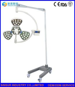 Hospital Medical Equipment Petal Type Ceiling LED Operation Surgical Light pictures & photos