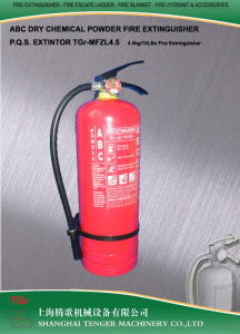4.5kg/10LB ABC Dry Powder Fire Extinguisher pictures & photos