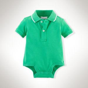 100%Cotton Plain Cheap Newborn Baby Clothes pictures & photos
