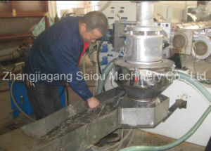 Waste PP PE Woven Bag Film Recycling Granulator pictures & photos