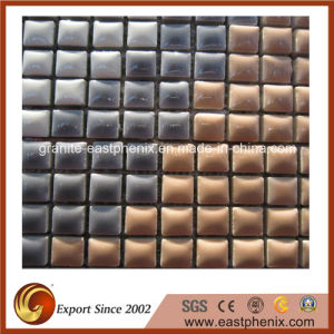 High Quality New Design Glass Metal/Gold Mosaic pictures & photos