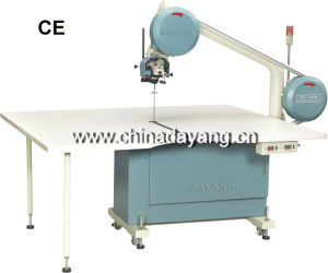 Ce Band Knife Cutting Machine Fabric Cutting Machine (DY-550/700/900/1200 A/B) pictures & photos