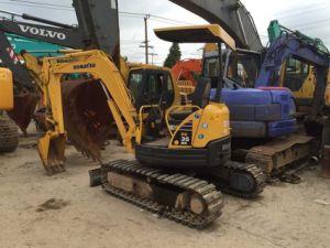 Used Mini Excavator Komatsu PC35 Japan Excavator pictures & photos