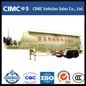 Cimc 3 Axle 50cbm Bulk Cement Trailer for Hot Sale pictures & photos