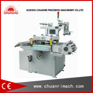Auto Die Cutter Machine for Self Adhesive Label (MQ-320C) pictures & photos