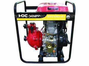 4 Stroke, Air Cooled, One Cylinder Vertical, Diesel and Gasoline Iron or Aluminum Clean or Trash Water Pump with CE Approval pictures & photos
