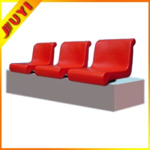 Blm-1011 Easy Chair Plastic Material Armless Colored Waiting Room Fancy Football Plastic Resin Chairs All-Plastic City Bus Seats pictures & photos