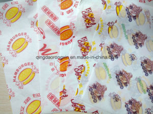 Food Grade PE Coated Dessert Wrapping Paper pictures & photos