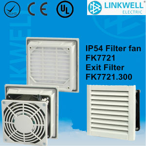 China High Protection Class IP54 HEPA Filter AC DC Axial Fan (FK7721) pictures & photos