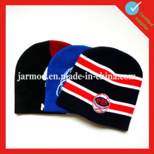 Acrylic Jacquard Hot Beanie Hat Manufacturer pictures & photos