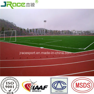 Guangzhou Running Tracks Surfacing with Iaaf Certified pictures & photos