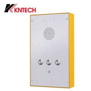 Emergency Telephone Help Point Intercom Knzd-48 Kntech pictures & photos