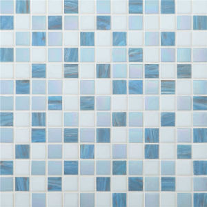 20*20mm Glass Mosaic Color Variation for Bathroom Tile pictures & photos