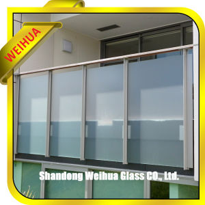 6.38mm-42.3mm PVB Film Clear Safety Laminated Glass Prices M2 pictures & photos