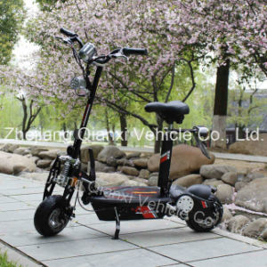 Adult Two Wheel Min E-Scooters Qx-2001 pictures & photos