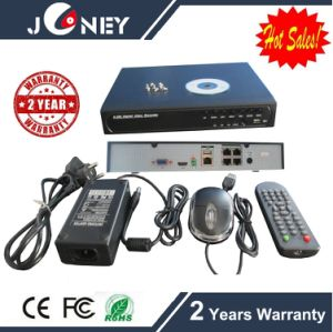 4CH Poe NVR Standalone Onvif Digital 4 Channel NVR Recorder pictures & photos