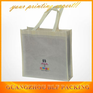 Simple Logo Printed Shopping Bags Personalized (BLF-NW142) pictures & photos