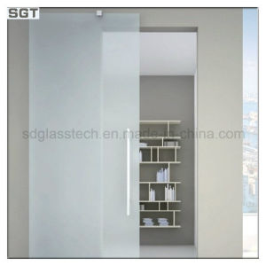 Low Iron/Ultra Clear Tempered Frosted Glass for Doors pictures & photos