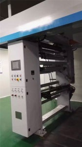 Second-Hand Computerized Rotogravure Film Printing Machine Gravure Machine pictures & photos