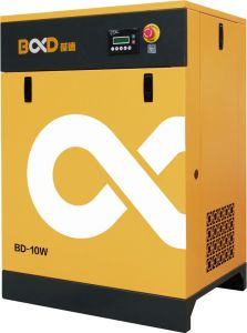 7.5kw Scroll Air Compressor with Oil Injection pictures & photos
