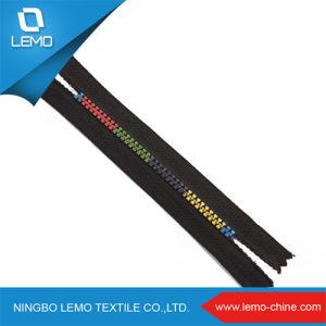 Fancy Custom Length Bag Plastic Zipper pictures & photos