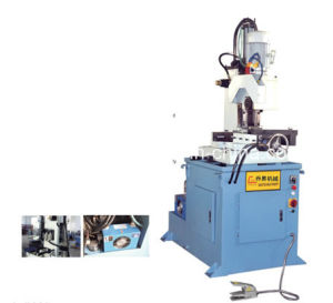 Automatic Tube Saw Cutting Machine pictures & photos
