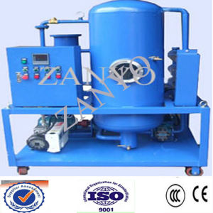 Vacuum Lube Oil Purification Device Working Online pictures & photos