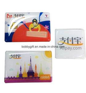Crystal Epoxy Fridge Magnet for Advertising Gifts pictures & photos