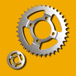 Wholesale Good Quality Motorcycle Sprocket for Motorcycle Parts 1200 pictures & photos