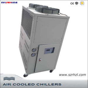 Industrial Air Cooled Chiller Used in Hardware pictures & photos