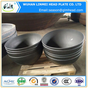 Carbon Steel Dished Heads for Pressure Vessels pictures & photos