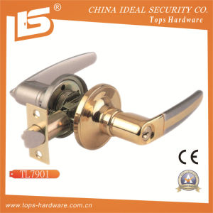 Zamak Tubular Handle Door Lock-Tl7901 pictures & photos