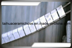 Used for Cleaning Coal Powder Belt Cleaner with Ceramic Segments pictures & photos