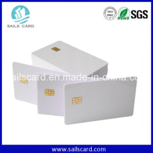 High Quality Sle5542/5528 Contact Smart Card pictures & photos
