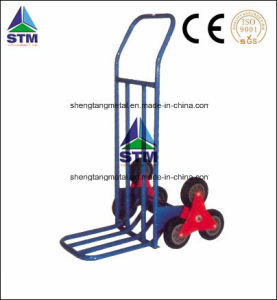 Stair Climbing Hand Trolley (HT1312) pictures & photos