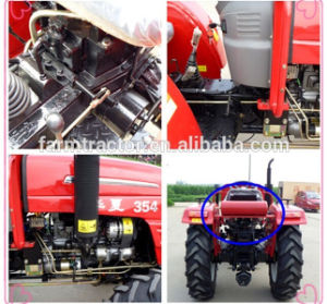 30-55HP Dongfeng Wheel Tractor with Ce/Coc pictures & photos