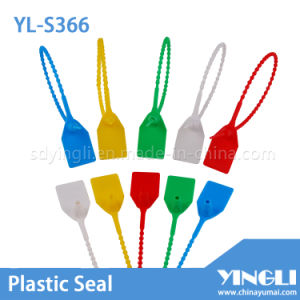 Pull Tight Plastic Seal with Serial Number (YL-S366) pictures & photos