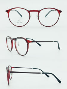 in Stock Plastic Steel Light Eyeglasses Eyewear Optical Frames Spectacle pictures & photos