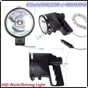 35W HID Spotlight Work Light for Jeep off Road SUV pictures & photos