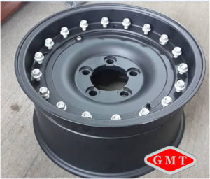 Military Vehicle Use Size 18X9 Inner Alloy Bead-Lock Wheel Rims pictures & photos