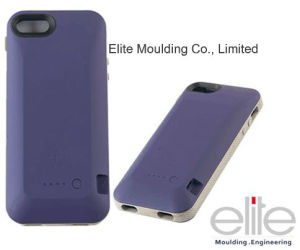 2k Injection Mould for Mobile Phone Plastic Cover Parts pictures & photos