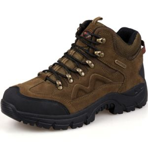 Hiking Boots Outdoor Wear Resistance for Men Women Trekking (AK8896) pictures & photos