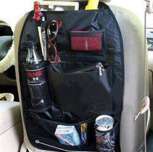 Nylon Polyester Car Back Seat Organizer Bag pictures & photos