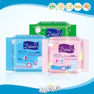 Wowen Sanitary Napkin Manufacturer in Guangzhou pictures & photos
