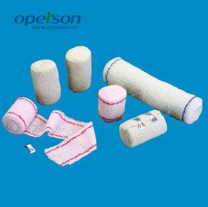Disposable Medical Cotton Crepe Bandage pictures & photos