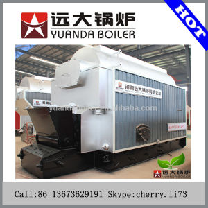Industril Usage 1ton to 20ton Industrial Coal/Biomass/Gas/Oil Steam Boiler pictures & photos