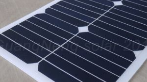 20W Semi-Flexible Sunpower Solar Panel (JGN-20W-SPF) pictures & photos